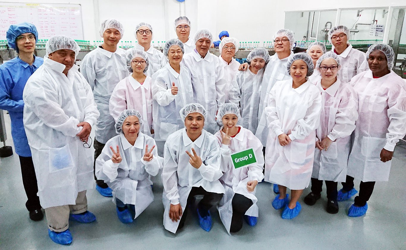 2017 - 80th Anniversary Factory Visit